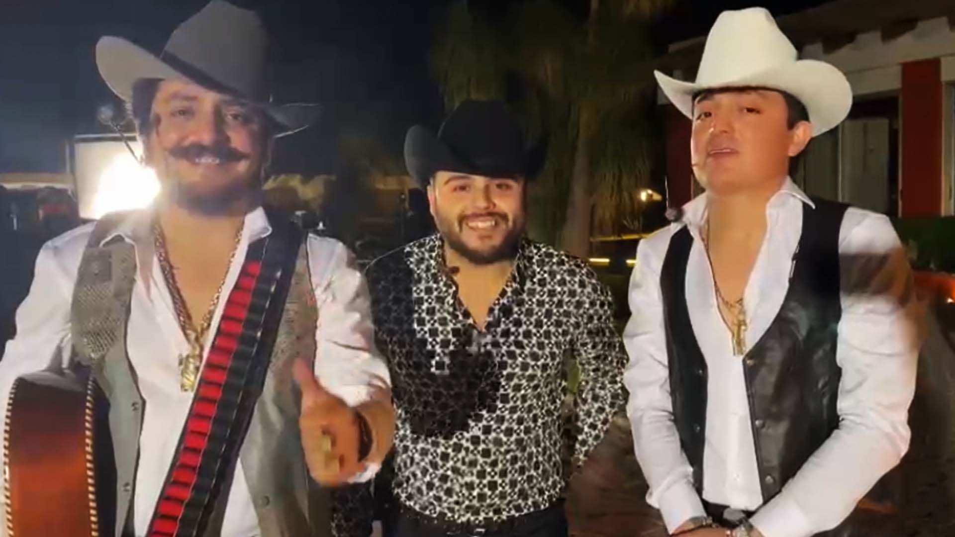 Así grabaron Los Dos Carnales y Gerardo Ortiz el video de su esperado dueto | Experiencias | Bandamax